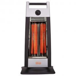 Stufa Elettrica 2 Elementi Fibra Di Carbonio  450/900w Vinco 70183