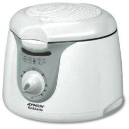 Johnson Kroccante friggitrice elettrica 2 litri temperatura regolabile 1200W