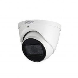 Dahua HAC -HDW1400 T-ZA  Telecamera Dome 4MPX 2k MotorZoom 2.7/12mm IR 60Mt Con Microfono