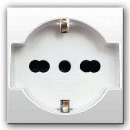 Presa elettrica schuko unel Ave Domus Sistema 44 10/16A universale 441090/15TS